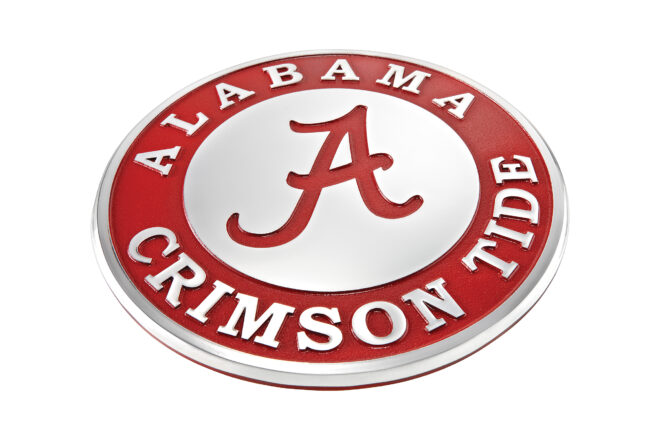 University of Alabama plaque
