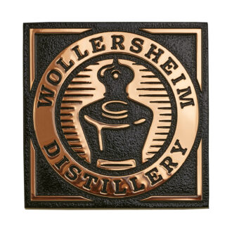 Wollersheim Distillery plaque