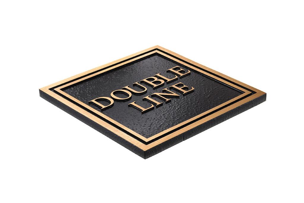 Double Line Border