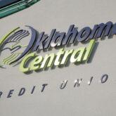 Oklahoma Central sign