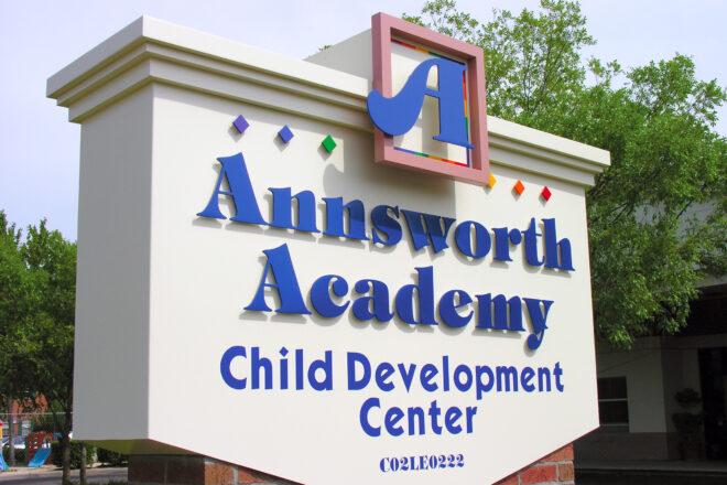 Annsworth Academy sales