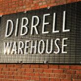 Dibrell Warehouse sign