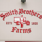 Smith Brothers Farms sign