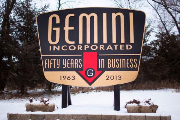 Gemini 50 year sign