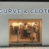 Curve & Cloth sign