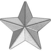 R7 Aluminum Rosette