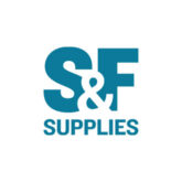 S&F Supplies logo