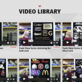 Video Library screenshot preview